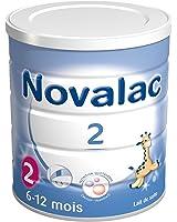 Novalac 2 Lait pour Nourrissons de 6 à 12 mois