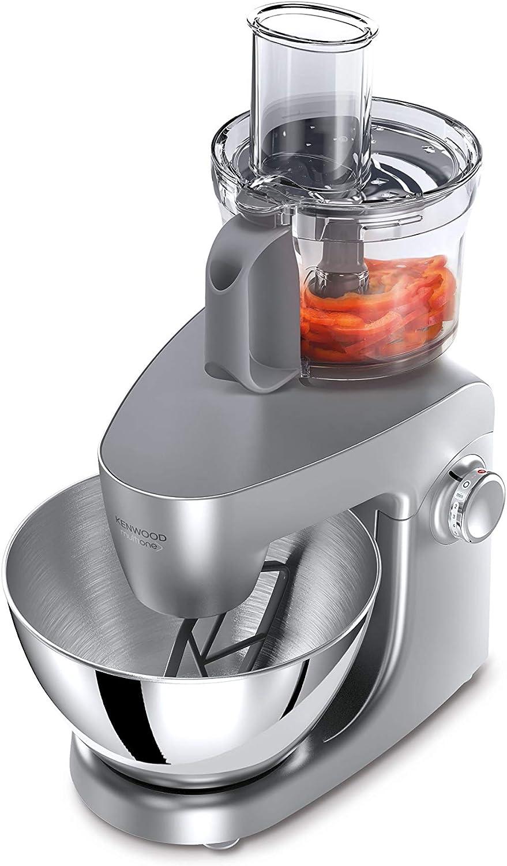 Kenwood MultiOne KHH326SI - Robot de cocina (5,2 kg, 29 cm, 24,7 cm), Gris: Amazon.es: Hogar