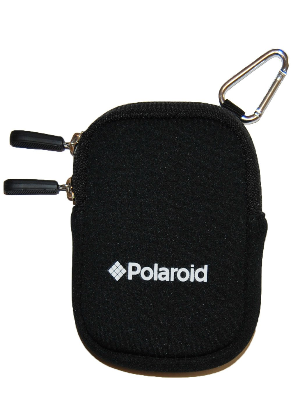 Polaroid Neoprene Cushioned Ultra Compact Camera Pouch (Compatible With Polaroid i1237, i1036, i1437, t1031, t1455, t1242, t1255, t1234 and all other compact cameras)