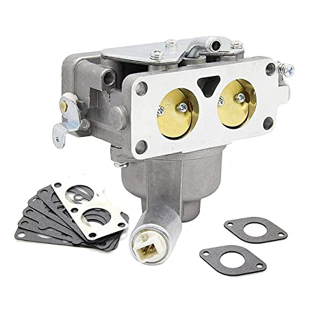 SUNROAD 791230 Carburetor Carb w/Gasket for Briggs & Stratton V-Twin 20hp  21hp 23hp 24hp 25hp Replace OE# 791230 799230 699709 499804 Lawn Mower