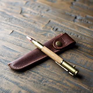 product image for Tennessee Whiskey Barrel .30 Caliber Bolt Action Pen + Pen Sleeve