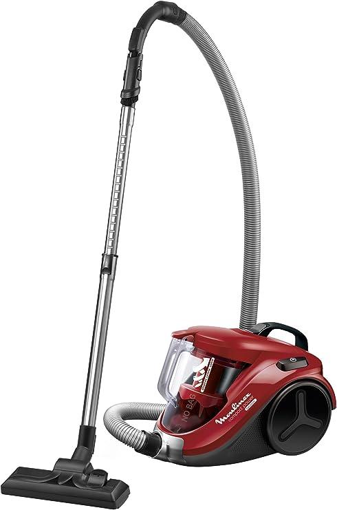 Aspiradora sin bolsa Moulinex mo3718PA de Compact Power Cyclonic: Amazon.es: Hogar