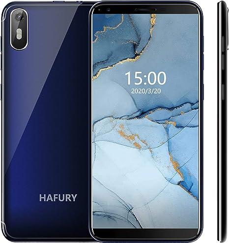 Hafury A7 Smartphone, 2GB+16GB (Blue): Amazon.es: Electrónica