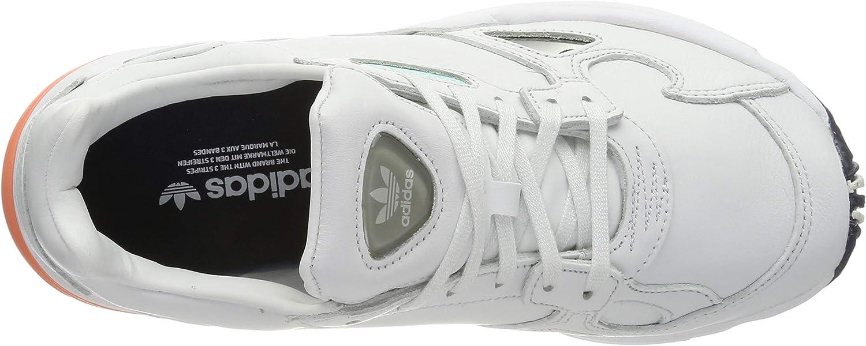 Adidas Falcon W Fitnessschoenen, dames White Balcri Balcri Narsen 000