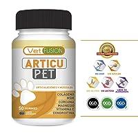 Potente Antiinflamatorio, Protector y Regenerador Articular para perros y gatos – Colágeno + Cúrcuma +
