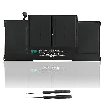 "DTK Batería Reemplazo para MacBook Air 13"" A1405 A1496 A1377, A1369 (Mid 2010"