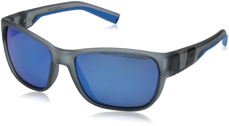 a4c4c83087 Julbo Coast Polarised Sunglasses - Grey Blue - Size Medium  Amazon.co.uk   Sports   Outdoors