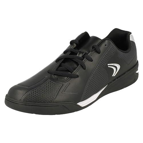 55281401c61b Clarks Award Leap Boys Infant Football Trainers  Amazon.co.uk  Shoes ...