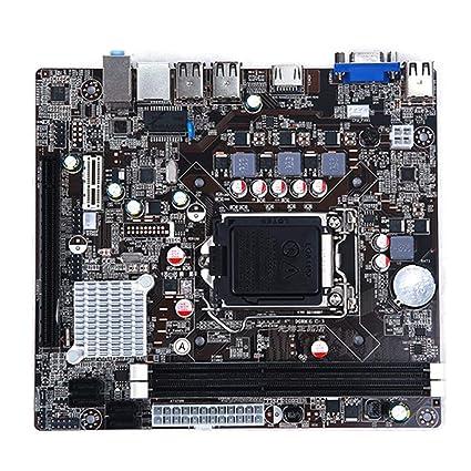 TXYFYP Placa Base Intel H61 Conector Ordenador Accesorios ...