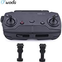 O'woda CNC Aluminum Controller Rocker Thumb Stick Transmitter Thumb Rest Connector for DJI Mavic AIR