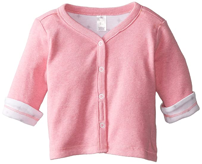 Amazon.com: Petit Lem Baby-Girls recién nacido Lazo Corazón ...
