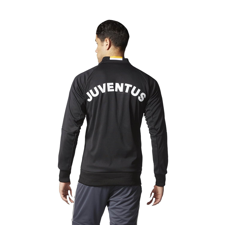 adidas Juventus 16/17 Himno Negro/Blanco/cogold Chaqueta ...