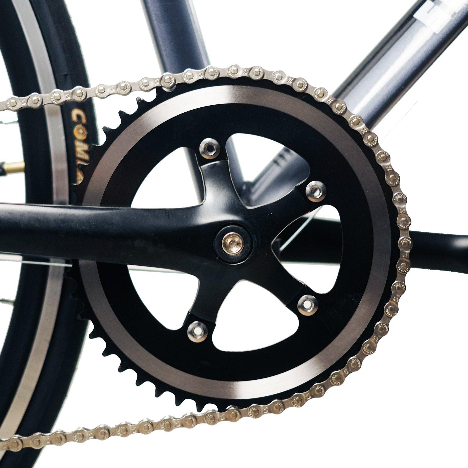 Solomone Cavalli Lightweight Classic Sports 8 Speed 700C Medium Road Bicycle Bike w/Shimano Derailleur by Solomone Cavalli (Image #6)