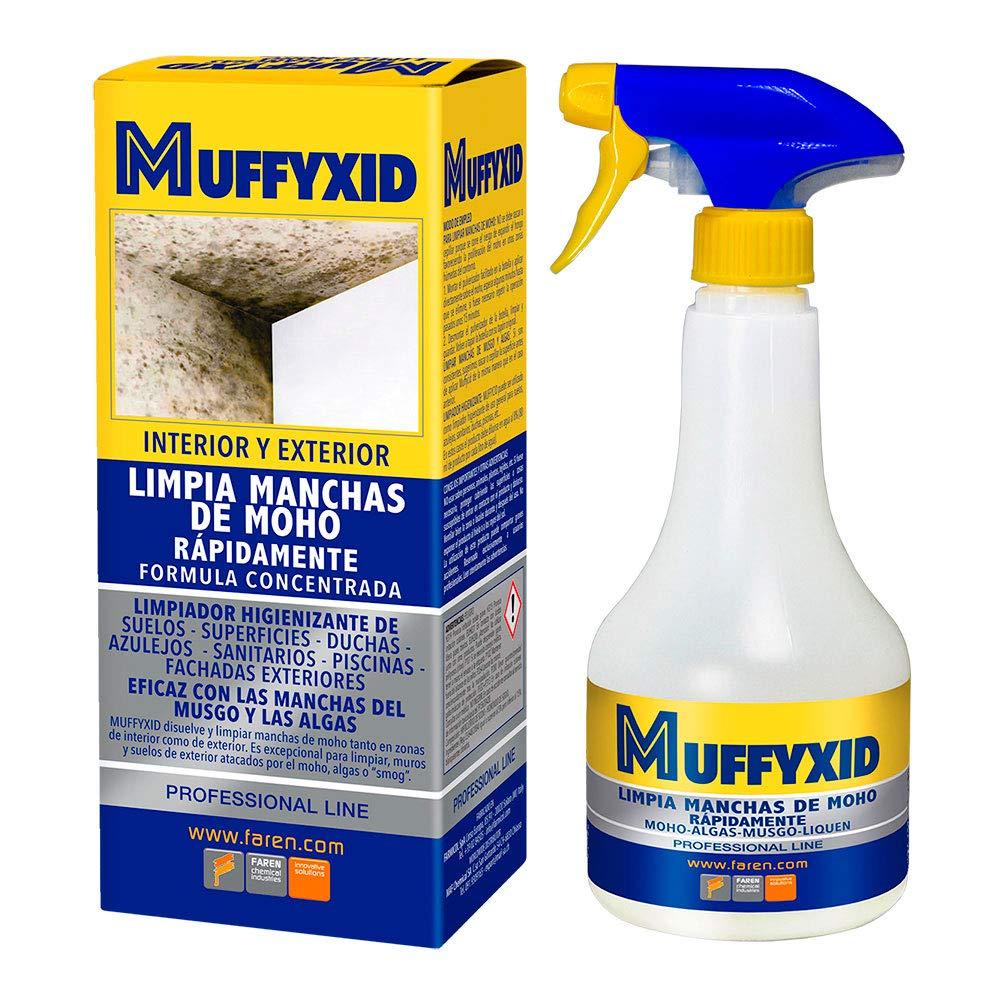 Descaler MUFFYCID 500ml Lt. 0