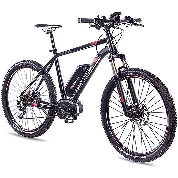 Chrisson 275 Zoll E Bike Mountainbike Bosch E Mounter 20 Schwarz