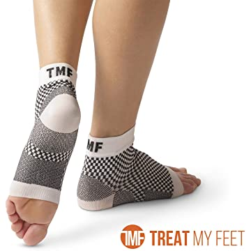top selling Plantar Fasciitis Socks by Treat My Feet – Ankle Compression Sock Improves Blood Circulation