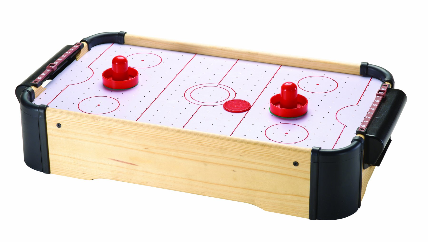 Red Tool Box Air Hockey Table