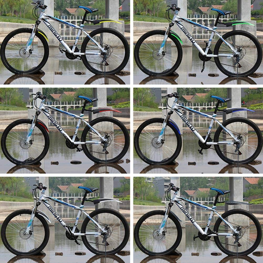 Durable Bicycle Wheel Tire Rear Fender Folding Road Mudguard Or ATV Fender Longshow Mountain Bike Fender