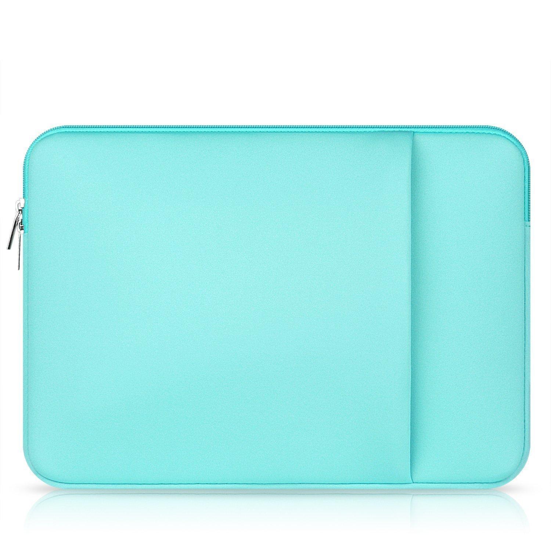 Azul Claro Da.Wa Funda Protectora Antigolpes Ultra Fino para 11 13 15 15,6 Ordenadores Port/átiles Bolso de la Cubierta Caja de La Tableta para 15.6 Pulgadas