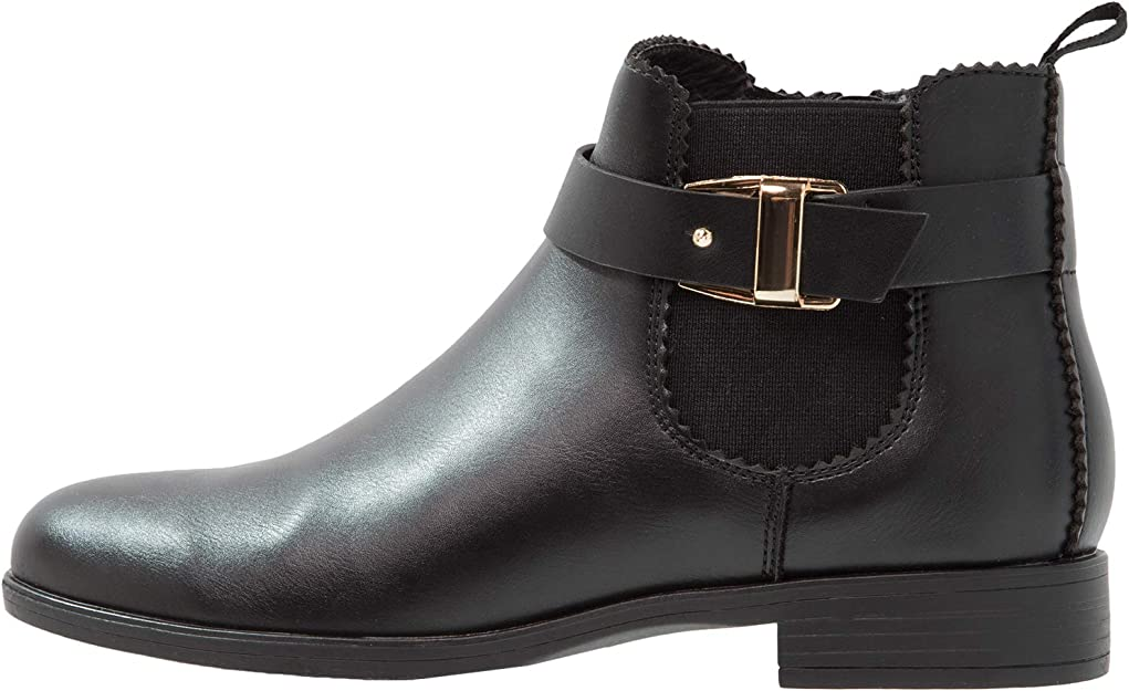 Anna Field Ladies Low-Top Chelsea Boots