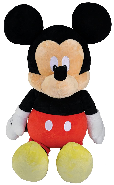 b10fed6a5a9 Amazon.com  Disney Baby Mickey Mouse Jumbo Plush
