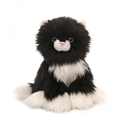 Amazon Com Gund Milan Cat Stuffed Animal Plush 9 Toys Games