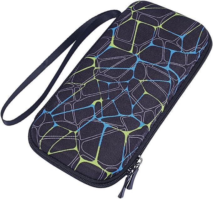 GT Plus mit Stifthalter Schutztasche Case für Taschenrechner Casio FX 85 ES//DE