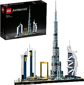 LEGO21052ArchitectureDubaiModel,SkylineCollection,CollectibleBuildingSet