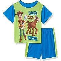 Toy Story Pijama de 2 Piezas Juego de Pijama para Niños