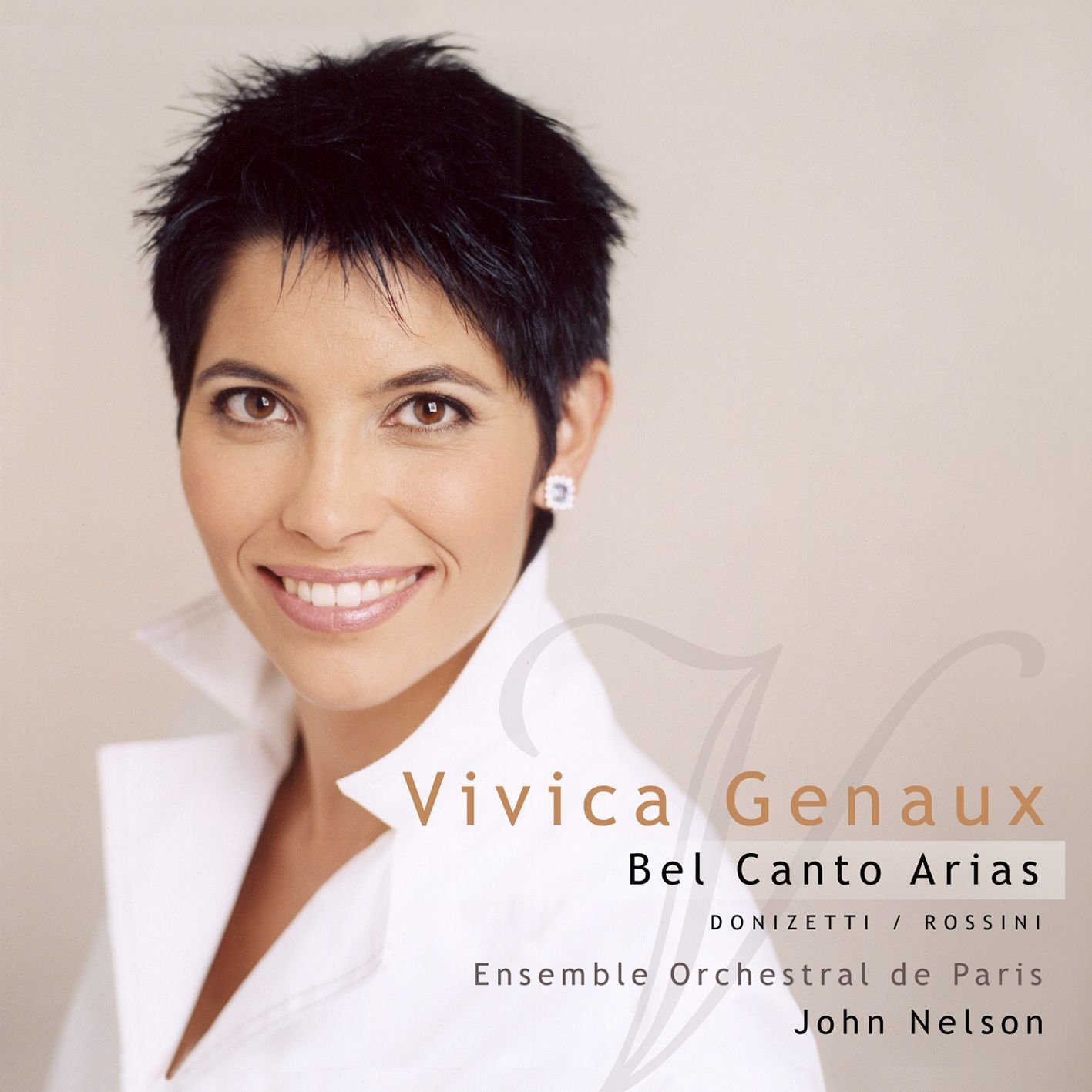 Bel Canto Arias; Vivica Genaux by EMI Classics