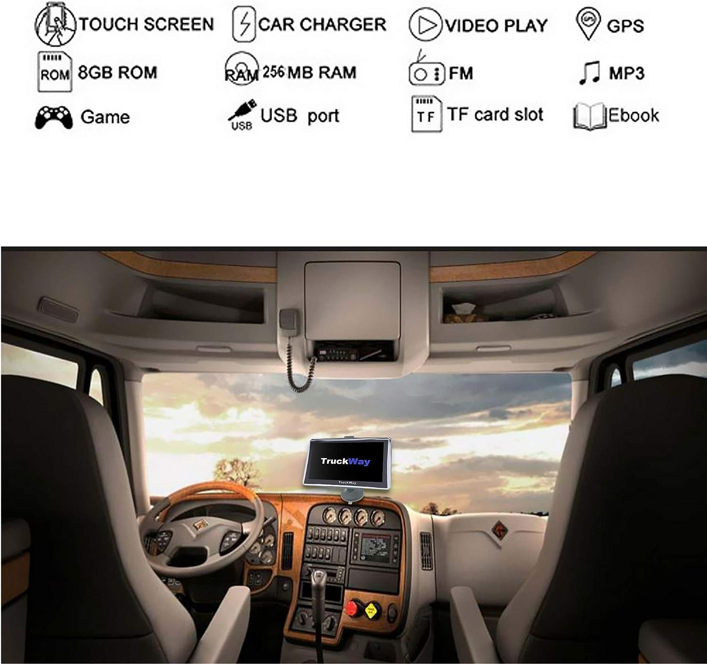 GPS Navigation with Backup Camera