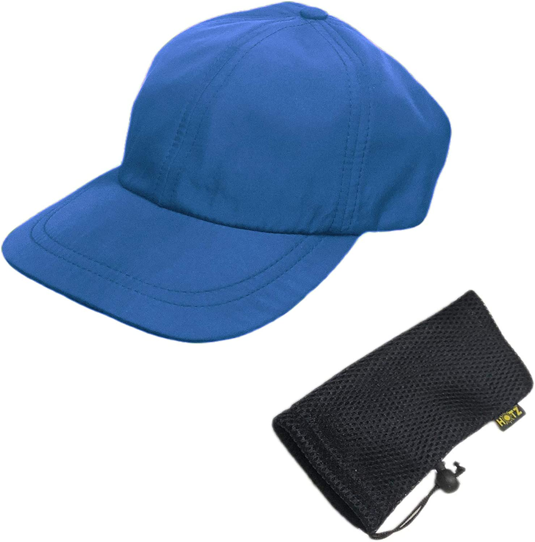 Travel Military HOTZ Tactical Cap Folding Outdoor Hat w//Bag