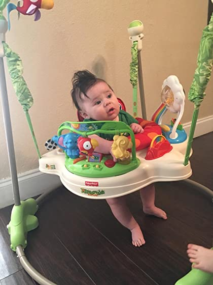 Fisher-Price Rainforest Jumperoo Love it!