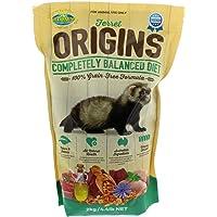 Vetafarm Ferret Origins Grain Free Complete Diet Pet Food 2kg Premium Quality