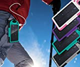 Aduro PowerUp Solar Powered Rugged Backup Battery