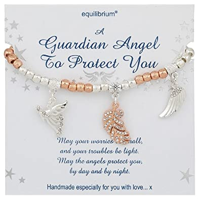 Equilibrium Guardian Angel Bracelet Angel For You VBStbhW3rP