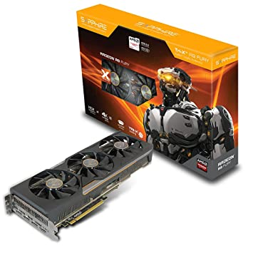 Sapphire 11247-00 AMD Radeon R9 Fury 4GB - Tarjeta gráfica (Activo, AMD, Radeon R9 Fury, High Bandwidth Memory (HBM), PCI Express 3.0, 4096 x 2160 ...