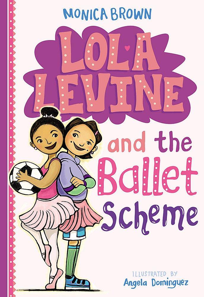 Download Lola Levine and the Ballet Scheme pdf