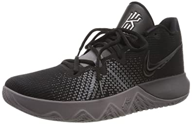 best service 53dd9 a3d02 Nike Men Kyrie Flytrap Basketball High Top Sneakers from Finish Line,Black Thunder  Grey