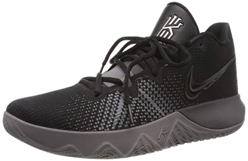competitive price 01a8e a233a Nike Men Kyrie Flytrap Basketball High Top Sneakers from Finish  Line,Black/Thunder Grey-Gunsmoke (US 9.5)
