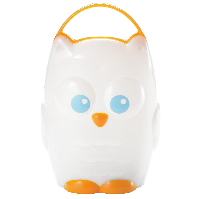 portable night light owl travel lamp toddler kids. Black Bedroom Furniture Sets. Home Design Ideas