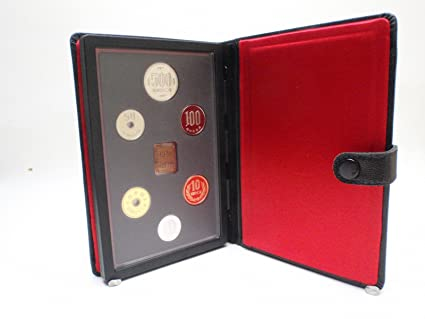 Amazon.com: 1987 mint bureau japan japanese proof coin set yen jpy