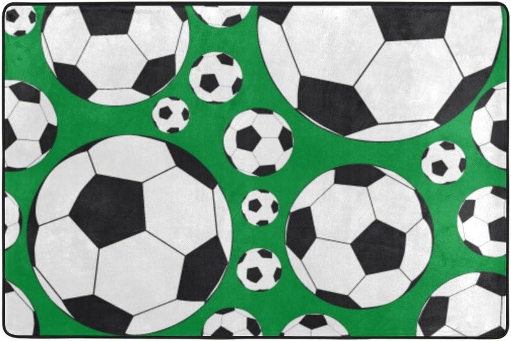 alaza Balones de fútbol balones Zona Verde Alfombra 33