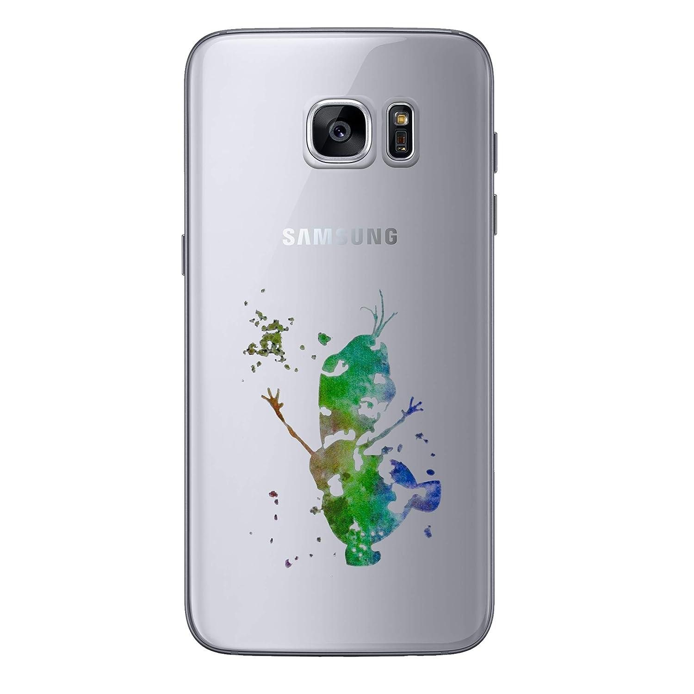 Galaxy S7 Edge Fan Art Silicone Phone Case/Gel Cover for Samsung Galaxy S 7  Edge (S7 Edge/G935) / Screen Protector & Cloth/iCHOOSE / Tinkerbell