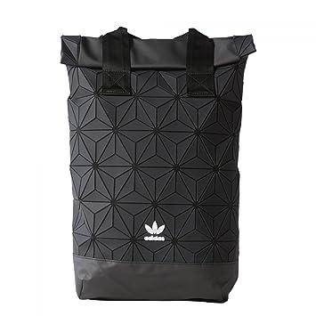 Mochila de Adidas Originals con diseño 3D, negro, unidad: Amazon.es: Deportes y aire libre
