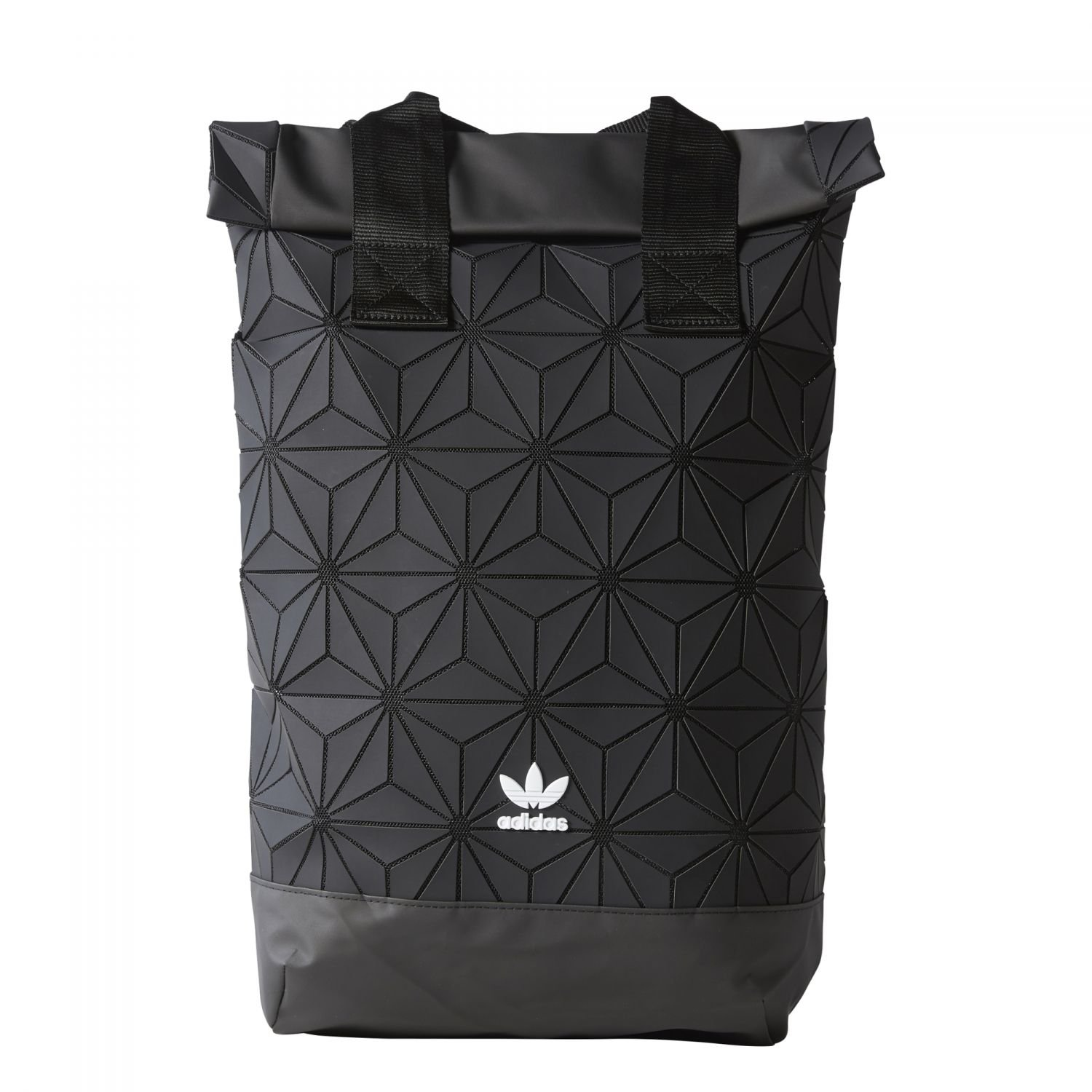 a5a607803f99 adidas Originals BP Roll Top 3D Mesh 2017 Black Backpack Bag DH0100   Amazon.co.uk  Clothing