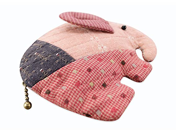 Adolescentes Niñas elefante cartera monedero para hacer ...