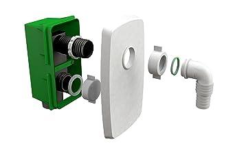 Bonomini - Sifón lavadora a integrado con Box - Bonomini ...