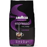 Lavazza Espresso – Italiano Cremoso – aromatiska kaffebönor – 1-pack (1 x 1 kg)