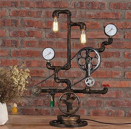 Lámpara de mesa de protección para los ojos Industrias creativas ...